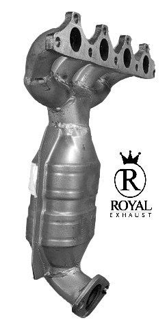Royal Exhaust 5529 1.5L SOHC Hyundai Accent (2000-2003) Catalytic Converter OBDII Direct Fit