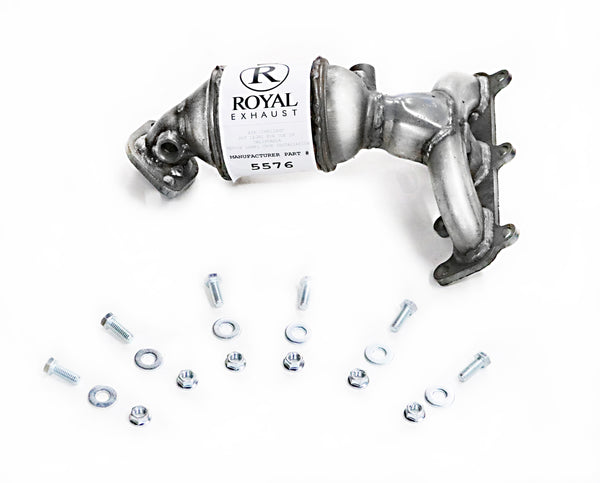 Royal Exhaust 5576 Rad Side 2.7L Hyundai Santa Fe (2001-2005) Catalytic Converter OBDII Direct Fit