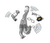 COMPLETE SET 2003-2007 Nissan Murano 3.5L Flex Pipe & Catalytic Converter OBDII Direct Fit