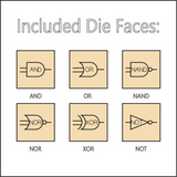 The Logical Die - Dice with Selectable Faces
