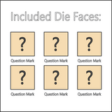 A Questionable Die - Dice with Selectable Faces