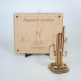 Saguaro Cactus Model with Package