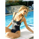 'Dope' Sexy Women's One Piece Swimsuit