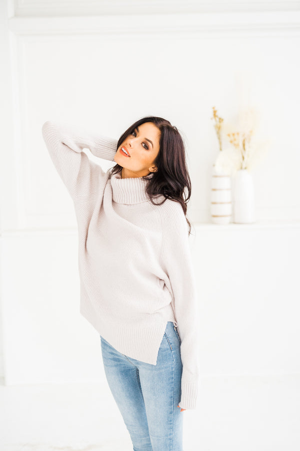 Emilia Sweater Tunic