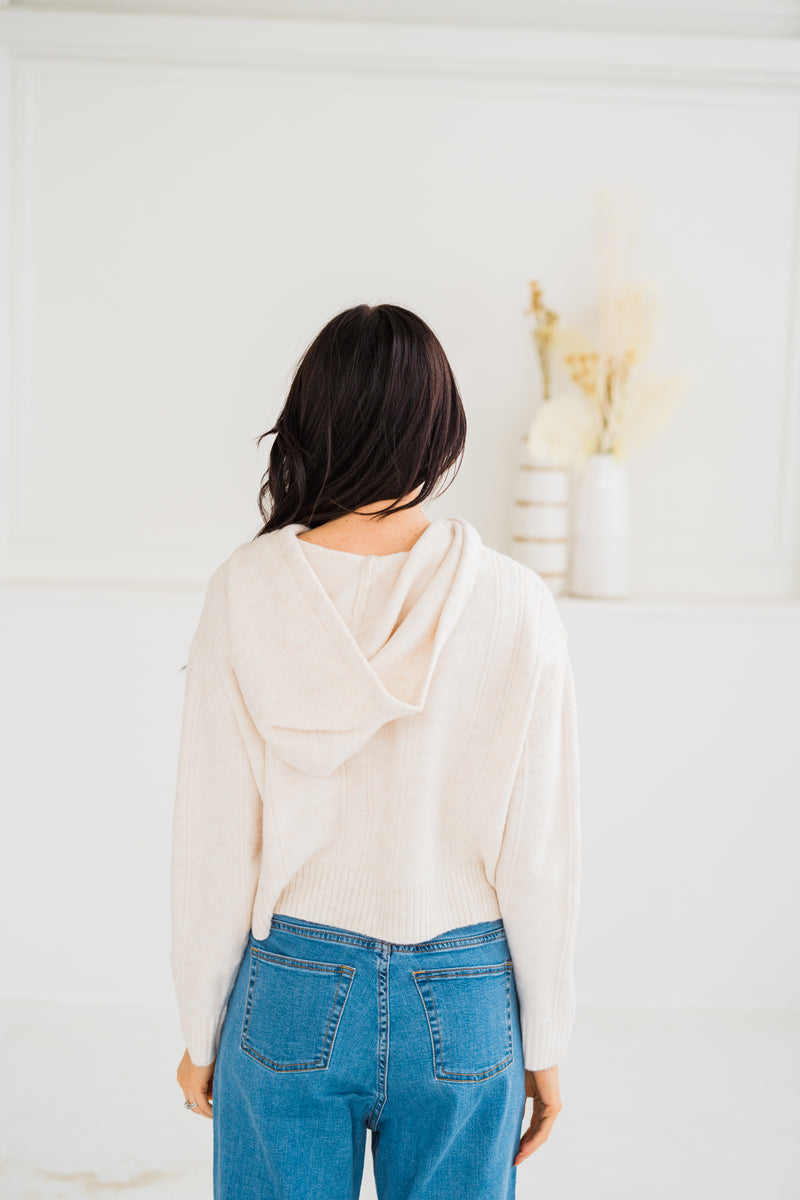Cicely Hooded Sweater