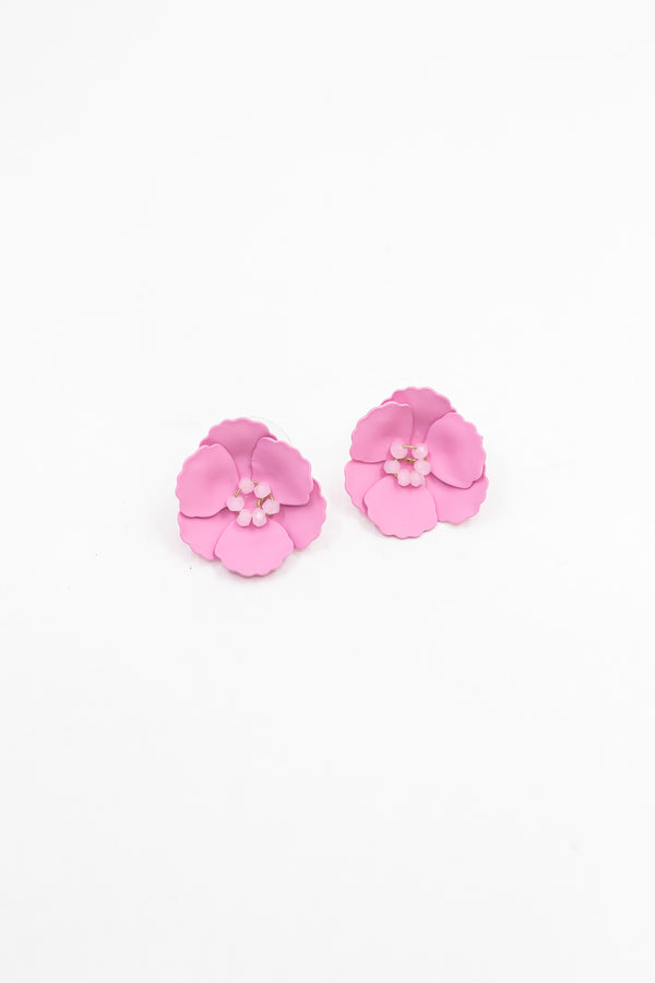 Bubble Gum Mini Earring