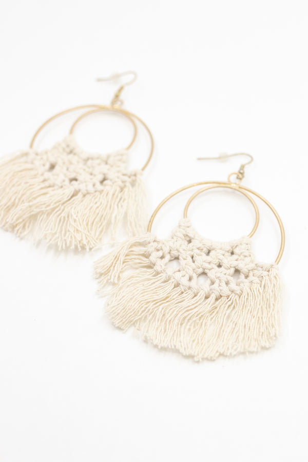 Boho Dream Drop Earring