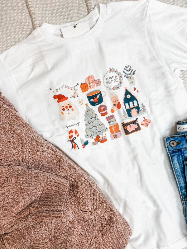 Holiday Graphic Tee