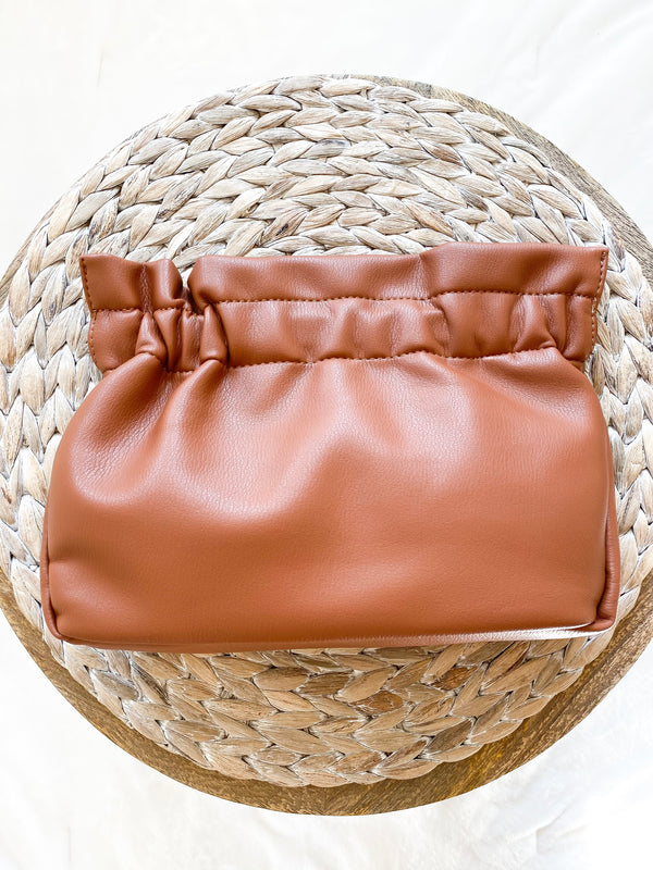 Moda Luxe Soft Leather Bag