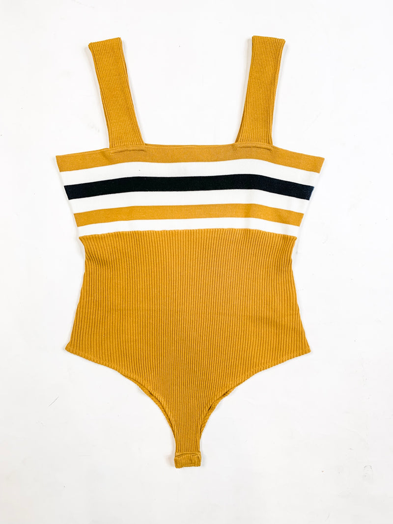 Beverly Stripe Bodysuit