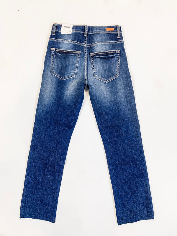 Busted Knee Crop Jean