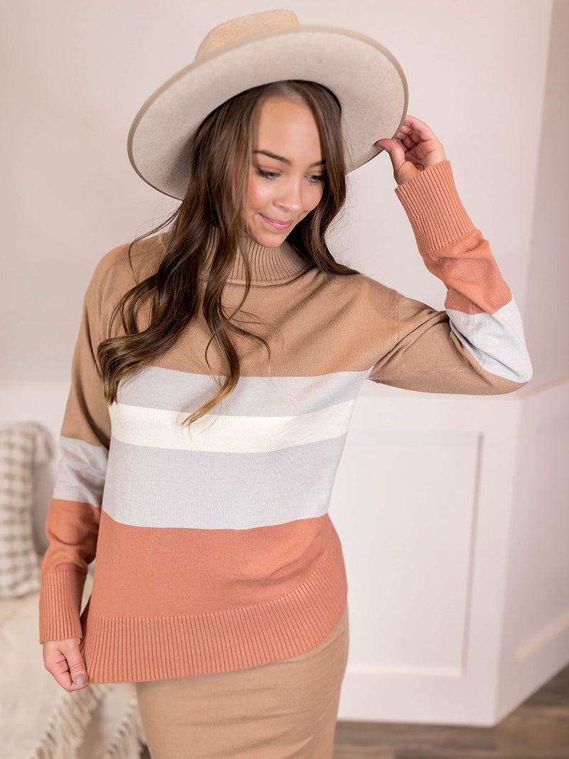 Riley Sweater + Skirt Set