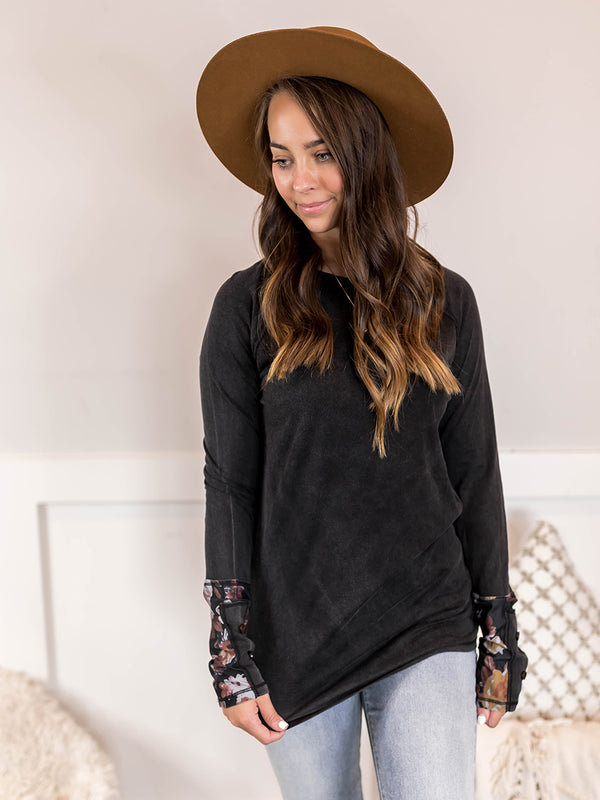 Tia Long Sleeve Top