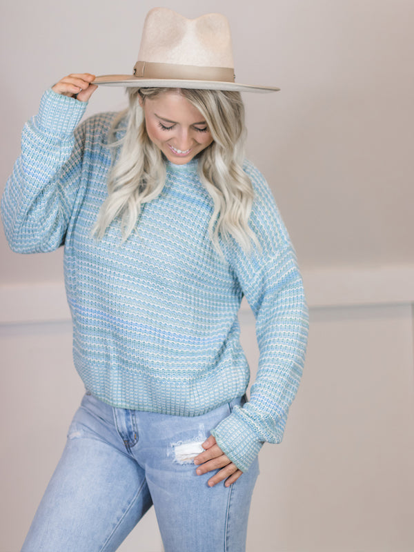 Skylar Knit Round Neck Sweater