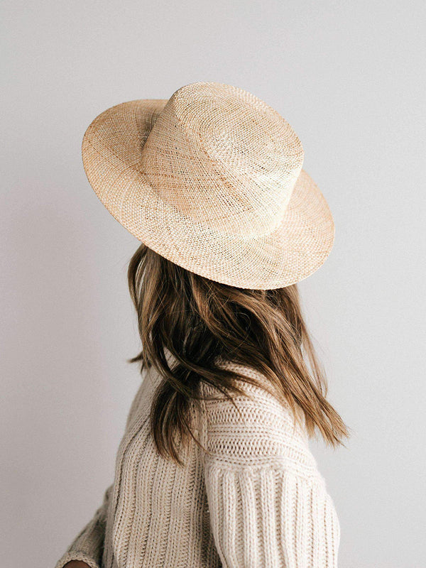 BRAE Straw Boater