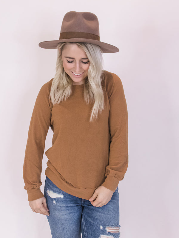 Camel Soft & Classic Pullover