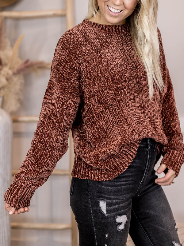 Molly Chenille Sweater