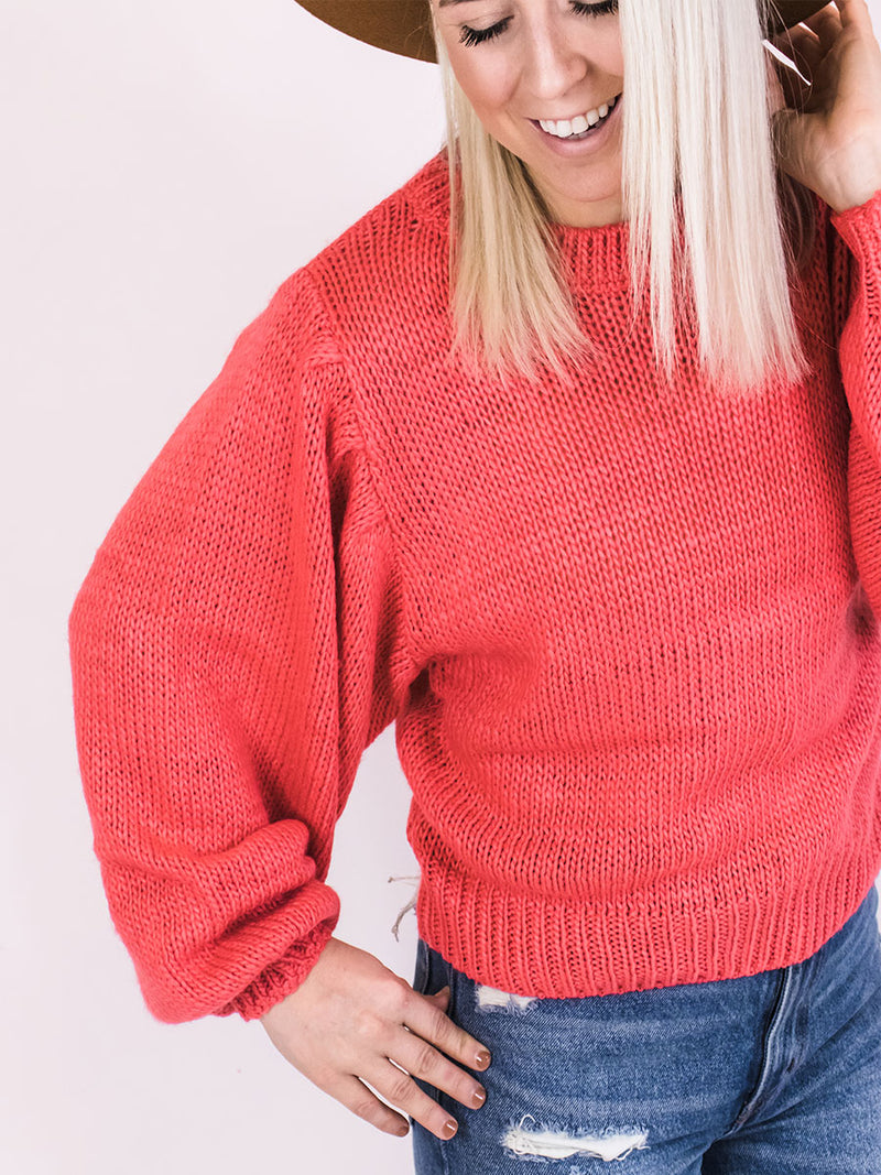 Nikki Knit Sweater