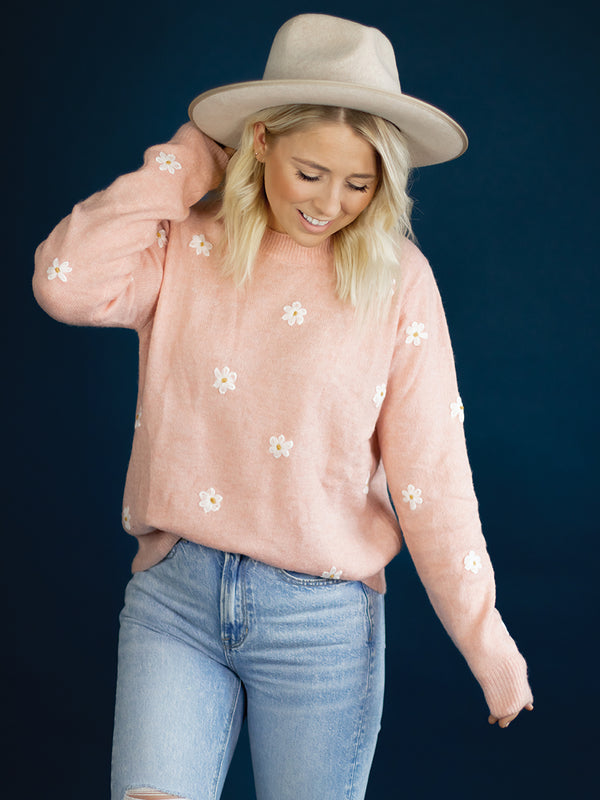 Miss Daisy Sweater