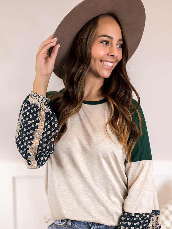 Kendall Long Sleeve Top