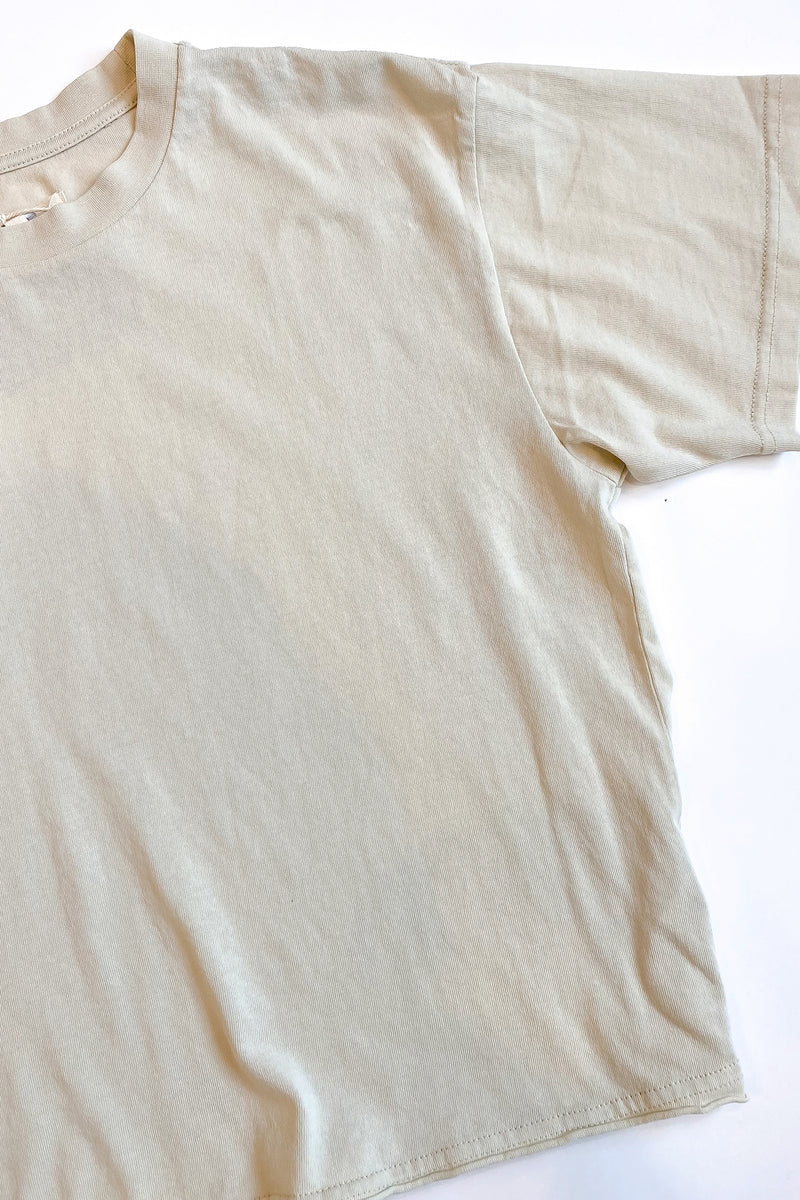 Not Your Boyfriend's Cream Tee