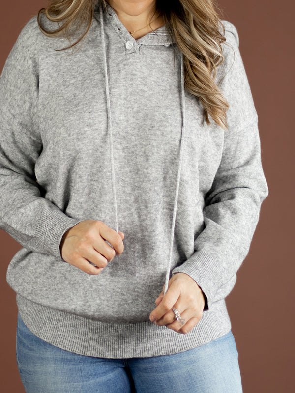 Everyday Hooded Pullover