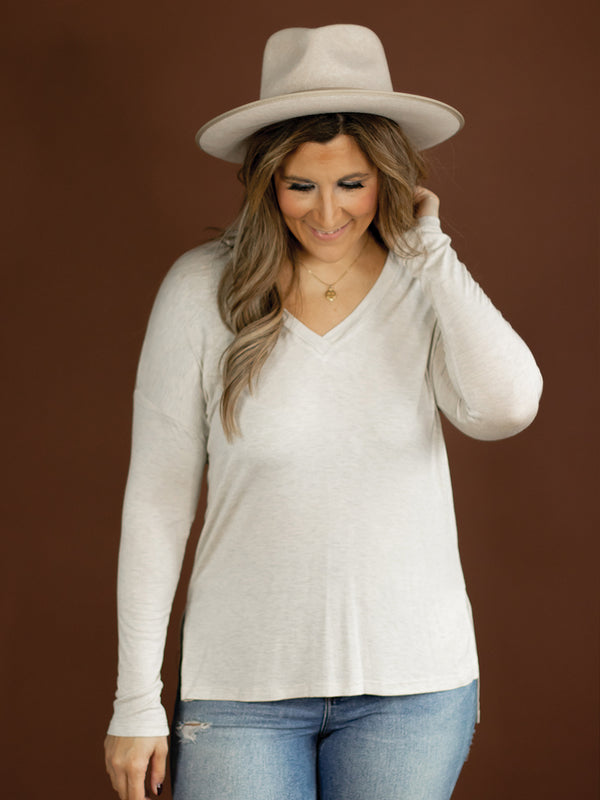 Cream Soft + Classic Long Sleeve
