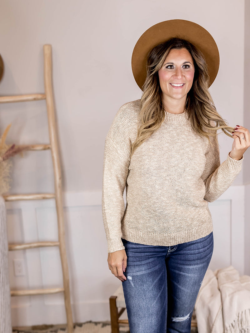 Dottie Lightweight Knit Sweater