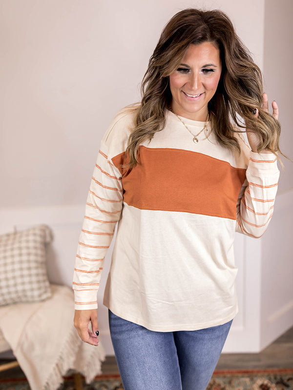 Cassie Long Sleeve Top