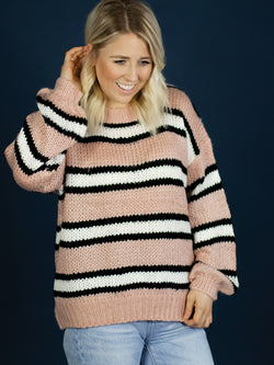 Chelsea Stripe Sweater