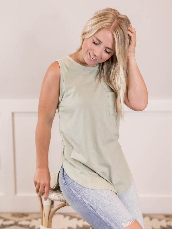Everyday Sage Pocket Tank