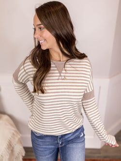 Marta Long Sleeve Top
