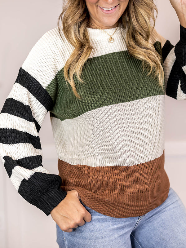 Sadie Knit Sweater