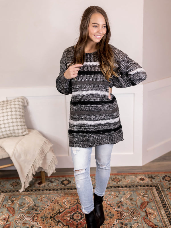 Hayden Sweater Tunic