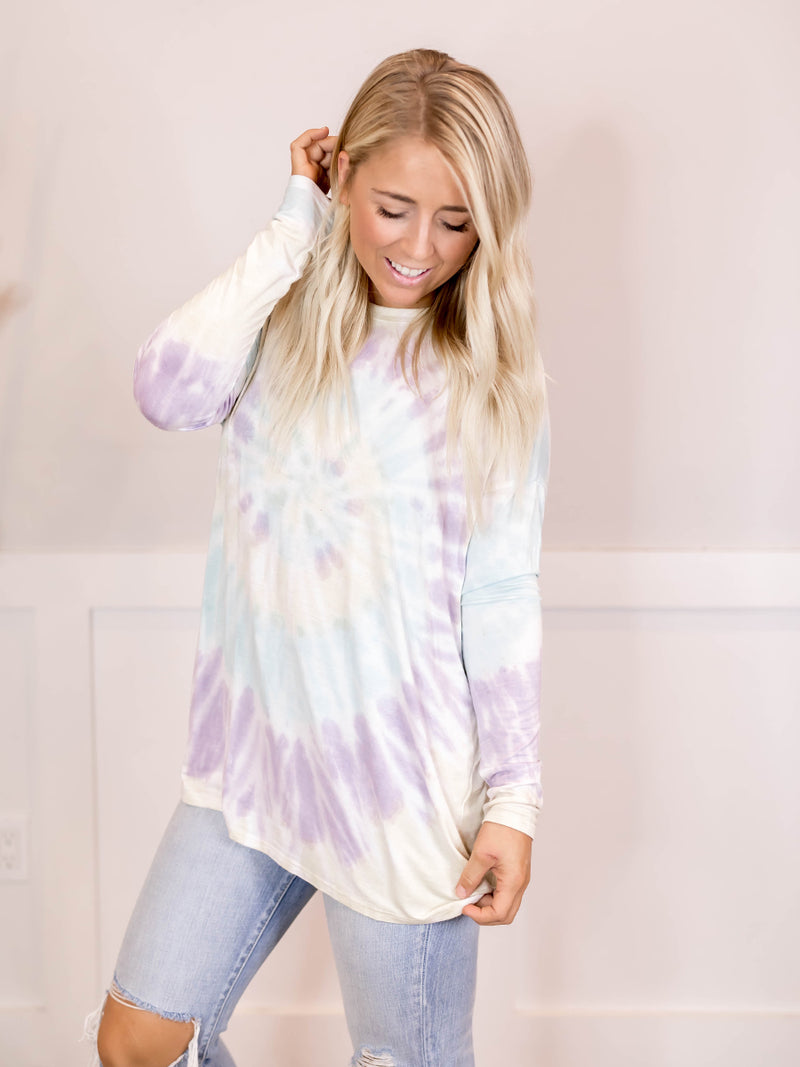 Regan Long Sleeve Tee