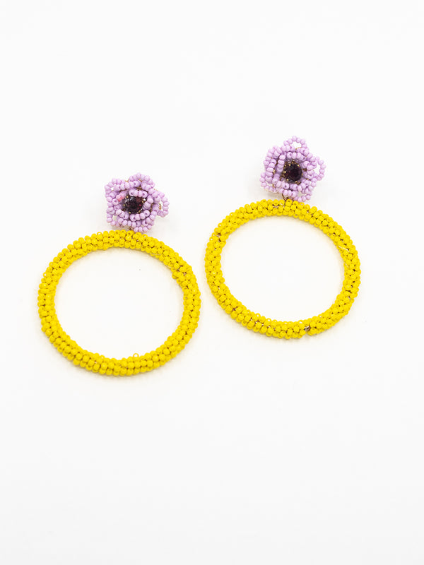 The Perfect Pair Beaded Earring
