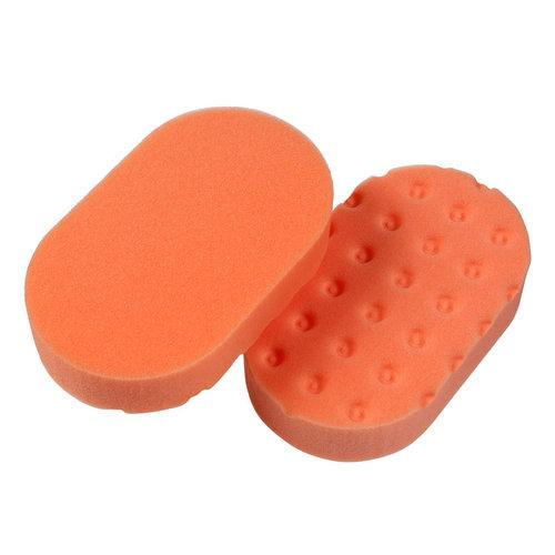 Lake Country CCS - Orange Anti-Static Foam Detailing Pad (Light Cutting)