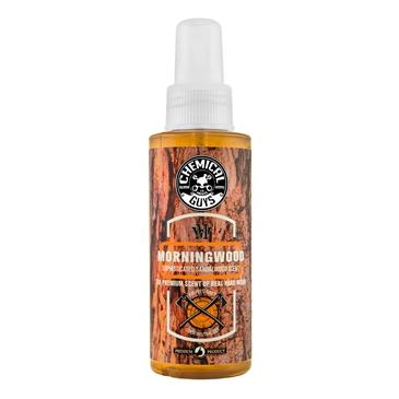 Chemical Guys Morning Wood Sophisticated Sandalwood Scent Premium Air Freshener & Odor Eliminator