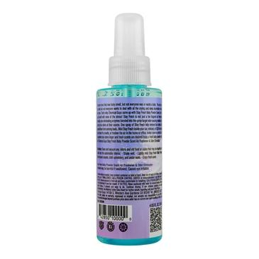 Chemical Guys Stay Fresh Baby Powder Scented Premium Air Freshener and Odor Eliminator