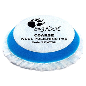 RUPES BigFoot Coarse Wool Pad