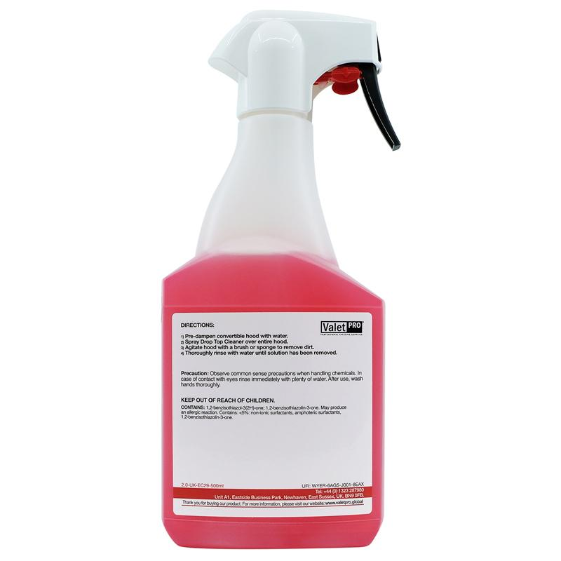 ValetPRO Drop Top Cleaner (2193228726321)