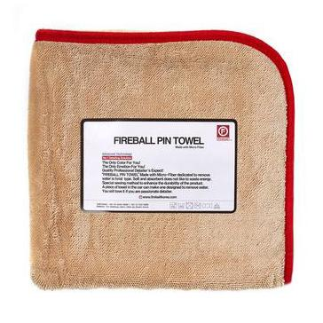 Fireball Pin Drying Towel (1787320795185)