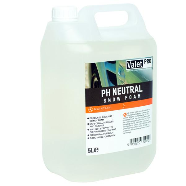 Valet Pro pH Neutral Snow Foam 1000ml