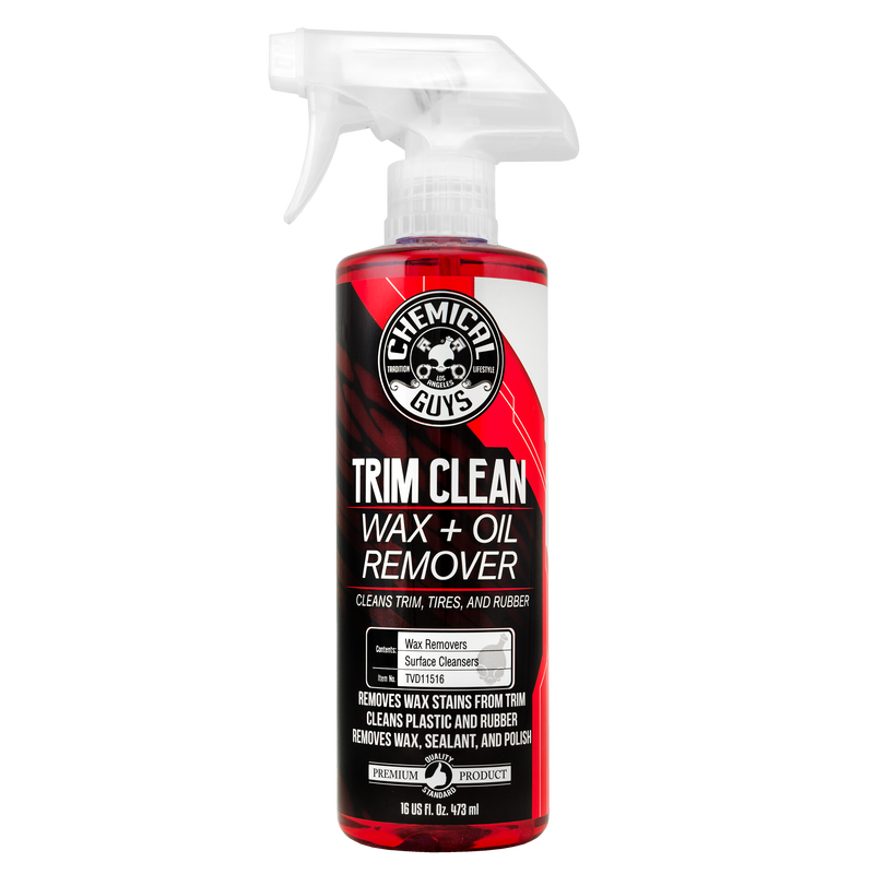 Chemical Guys Trim Clean Wax & Oil Remover (4174171701297)