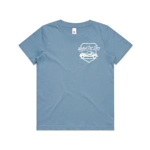 United Car Care Vintage Tee - Kids Unisex