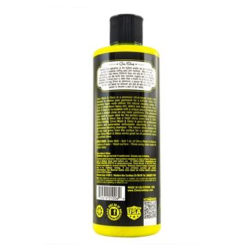 Chemical Guys Citrus Wash & Gloss Concentrated Car Wash (1811688685617)