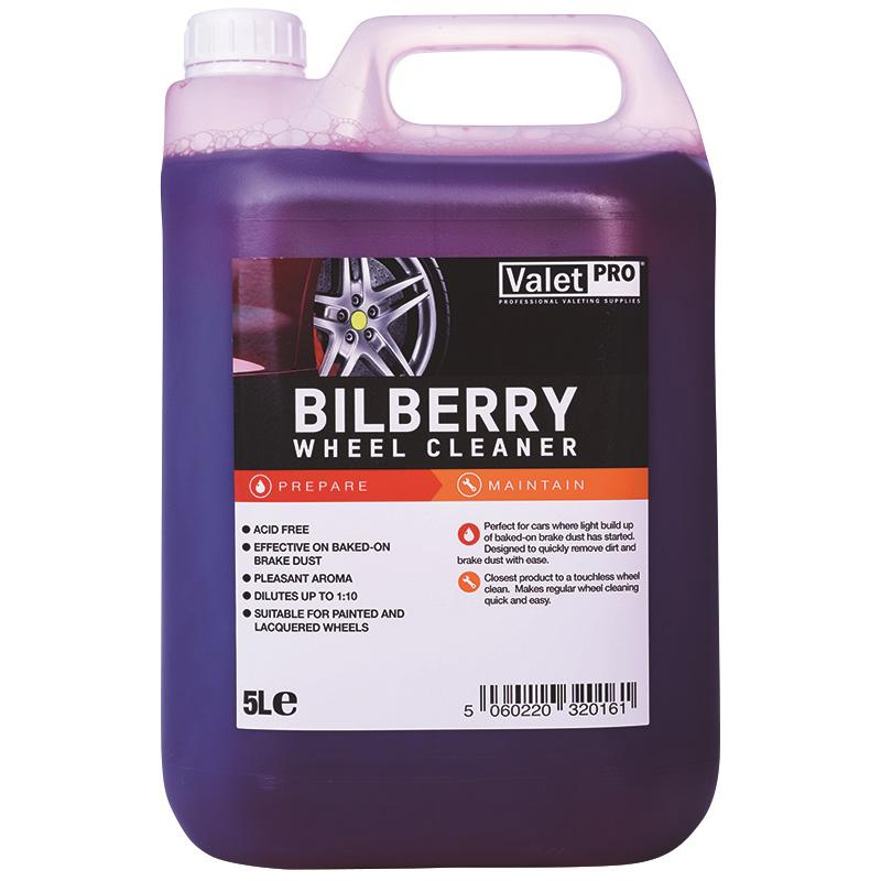ValetPRO Bilberry Wheel Cleaner 500ml