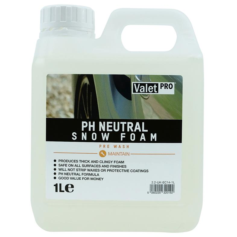 ValetPRO pH Neutral Snow Foam (8491651085)