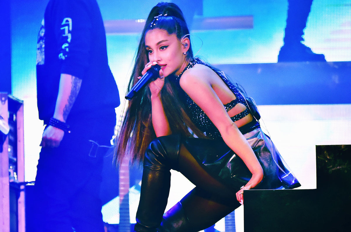 Ariana Grande At Iheartradio Music Awards