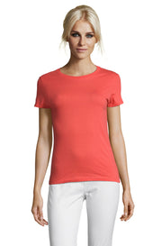 CORAL Graphic T-Shirt - Front - ULTRABASIC